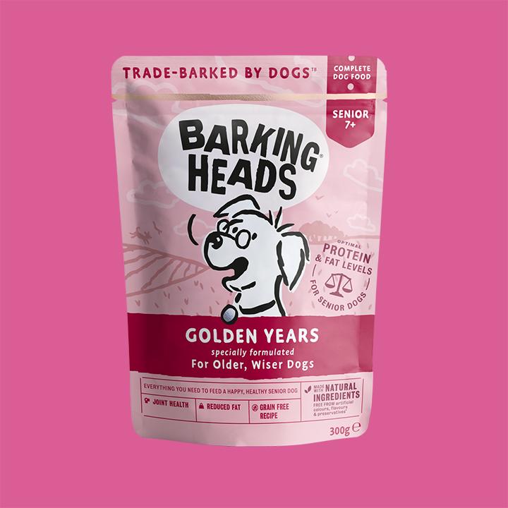 BH主食濕糧-老犬