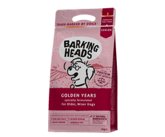 Barking Heads 無穀物天然老犬配方
