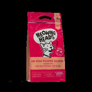 MH New 1.5kg Salmon Bag